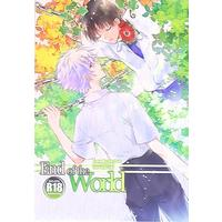 [Boys Love (Yaoi) : R18] Doujinshi - Evangelion / Kaworu x Shinji (End of the world) / Tetsusabi