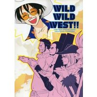 Doujinshi - ONE PIECE / All Characters (WILD WILD WEST!!) / TGKD