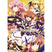 Doujinshi - Magical Girl Lyrical Nanoha / Hayate & Fate & Nanoha (RE:Formation) / Cataste
