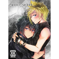 [Boys Love (Yaoi) : R18] Doujinshi - Final Fantasy XV / Noctis x Prompto (SECRET/SECRET) / LOVELYPLACE