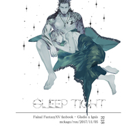 [Boys Love (Yaoi) : R18] Doujinshi - Final Fantasy XV / Gladiolus x Ignis (SLEEP TIGHT) / Mushikago