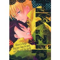 [Boys Love (Yaoi) : R18] Doujinshi - Prince Of Tennis / Zaizen x Kenya (HK.zip) / in Naniwa RADIO!