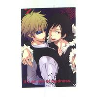 Doujinshi - Durarara!! / Shizuo x Izaya (It's an act of madness) / Pinanz