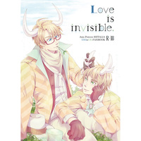 [Boys Love (Yaoi) : R18] Doujinshi - Hetalia / America x United Kingdom (Love is invisible.) / GlumLily