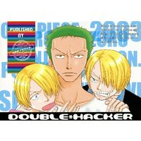[Boys Love (Yaoi) : R18] Doujinshi - ONE PIECE / Zoro x Sanji (DOUBL*HACKER) / Sea Festa