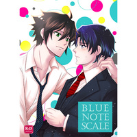 [Boys Love (Yaoi) : R18] Doujinshi - Novel - Seraph of the End / Hyakuya Yuichiro x Ichinose Guren (BLUE NOTE SCALE) / Fermion