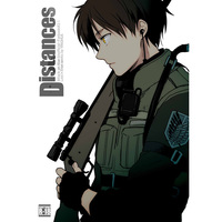 [Boys Love (Yaoi) : R18] Doujinshi - Shingeki no Kyojin / Levi x Eren (Distances) / Infa