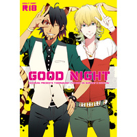 [Boys Love (Yaoi) : R18] Doujinshi - TIGER & BUNNY / Barnaby x Kotetsu (GOOD NIGHT) / ケダル魔
