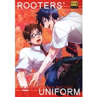 [Boys Love (Yaoi) : R18] Doujinshi - Blue Exorcist / Rin x Yukio (ROOTERS' UNIFORM) / Machtlos