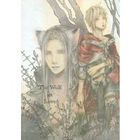 Doujinshi - Final Fantasy VII / Sephiroth x Cloud Strife (The Wolf in Love) / Heartpea