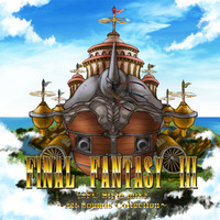 Doujin Music - FINAL FANTASY III 《SFC Style mix》 〜All Sounds Collection〜 / J.M.´s Home