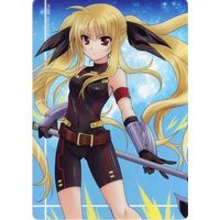 Plastic Sheet - Magical Girl Lyrical Nanoha / Fate Testarossa