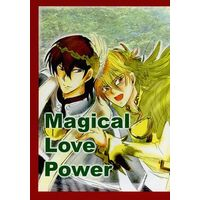Doujinshi - Novel - Yu-Gi-Oh! / Kaiba x Jonouchi (【再版】Magical Love Power) / Peacock Blue