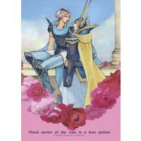 Doujinshi - Dissidia Final Fantasy / Warriors of Light x Firion (Floral necter of the rose is a love potion) / t-03