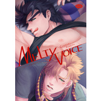[Boys Love (Yaoi) : R18] Doujinshi - Jojo Part 2: Battle Tendency / Caesar x Joseph (MELTYVOICE) / EGONERI