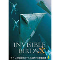 Doujinshi - Illustration book - Military (INVISIBLE BIRDS 改) / 銀翼航空工廠