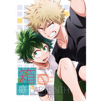 Doujinshi - My Hero Academia / Bakugou Katsuki x Midoriya Izuku (箱庭LABYRINTH) / I@BOX