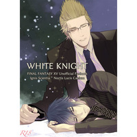 [Boys Love (Yaoi) : R18] Doujinshi - Final Fantasy XV / Ignis x Noctis (WHITE KNIGHT) / ソロフライト