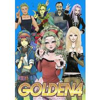 Doujinshi - Anthology - Final Fantasy VI (GOLDEN 4) / さやか