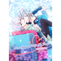 Doujinshi - Compilation - IDOLiSH7 / Yotsuba Tamaki x Ousaka Sougo (It's so happy butterfly days) / だんじょん☆まにあ