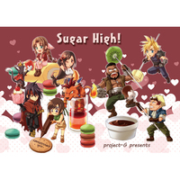Doujinshi - Final Fantasy VII / Vincent & All Characters (Sugar High!) / プロジェクト爺