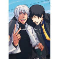 Doujinshi - Blood Blockade Battlefront / Steven A Starphase x Zap Renfro (Brand new Days,) / アキカン