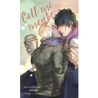 [Boys Love (Yaoi) : R18] Doujinshi - Novel - Blood Blockade Battlefront / Steven A Starphase x Zap Renfro (Call me maybe) / アケモドロ