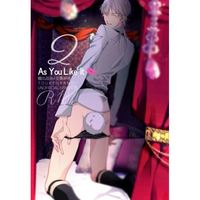 [NL:R18] Doujinshi - Novel - Touken Ranbu / Tsurumaru Kuninaga x Saniwa (Female) (As you like it 2) / ぽめぽめ