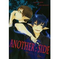 [Boys Love (Yaoi) : R18] Doujinshi - Manga&Novel - Anthology - Blue Exorcist / Rin x Yukio (ANOTHER:SIDE) / 僕のかおをおたべ