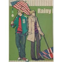 Doujinshi - Hetalia / United Kingdom x America (Rainy Days and Mondays) / PTA.