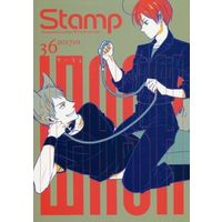 Doujinshi - Hetalia / Prussia x Southern Italy (Stamp vol.36) / Receipt