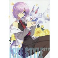 Doujinshi - Illustration book - FREE STYLE*** / HEART-WORK