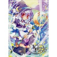 Doujinshi - Illustration book - Witch Party! / Chromatic Clip/Arcadic Auto