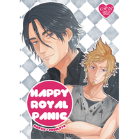 [Boys Love (Yaoi) : R18] Doujinshi - Final Fantasy XV / Noctis x Prompto (HAPPY ROYAL PANIC) / fell.