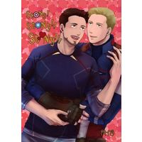[Boys Love (Yaoi) : R18] Doujinshi - Manga&Novel - Anthology - Avengers (Stony!Stony!!Stony!!!) / 愚沢山