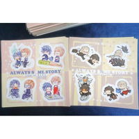 Stickers - Final Fantasy XV / Noctis & Ignis