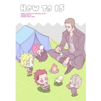 Doujinshi - Final Fantasy XV (HOW TO 15) / Omomuki High Jump