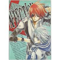 Doujinshi - D.Gray-man / Lavi x Allen Walker (AFFECTION) / 牧あさか