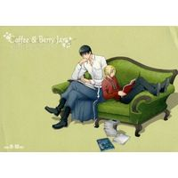 [Boys Love (Yaoi) : R18] Doujinshi - Fullmetal Alchemist / Roy Mustang x Edward Elric (Coffee & Berry Jam) / graceful world