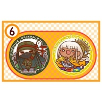 Badge - Danganronpa V3 / Yonaga Angie & Shinguuji Korekiyo