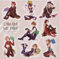 Doujinshi - Illustration book - Ensemble Stars! / All Characters (COLOR ME POP) / bunborg