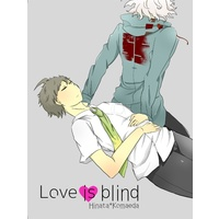 Doujinshi - Danganronpa / Komaeda & Hinata & All Characters (Love is blind)
