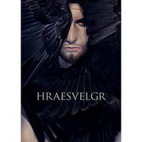 Doujinshi - Illustration book - Final Fantasy XV / Gladiolus Amicitia (HRAESVELGR) / Caph
