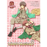 [Boys Love (Yaoi) : R18] Doujinshi - Anthology - Omnibus - Hetalia / Spain x Southern Italy (再録集3「LiberoMusica3」)