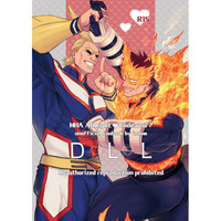 Doujinshi - My Hero Academia / All Might x Endeavor (DLL) / indom