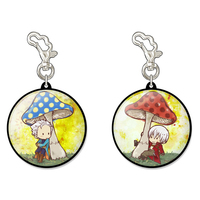 Key Chain - Devil May Cry / Dante & Vergil