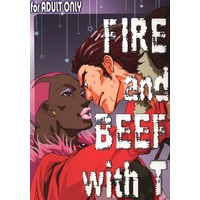 [Boys Love (Yaoi) : R18] Doujinshi - TIGER & BUNNY / Nathan Seymore x Antonio Lopez (FIRE and BEEF with T) / NAINAI