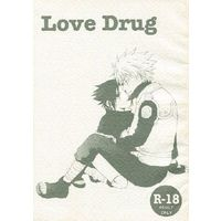 [Boys Love (Yaoi) : R18] Doujinshi - Manga&Novel - NARUTO / Kakashi x Sasuke (Love Drug) / erotic honey