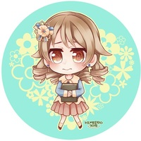 Badge - IM@S: Cinderella Girls / Morikubo Nono
