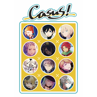 Doujinshi - Illustration book - Anthology - Ensemble Stars! / All Characters (Casus!) / 毎日アイスとチョコレート